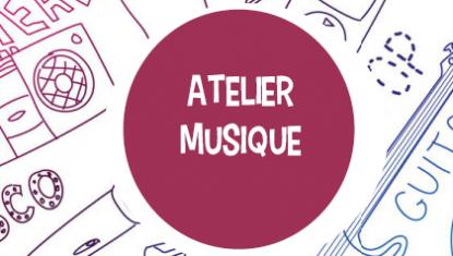 Teaser atelier musique 2017
